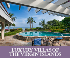 Luxury Villas of the Virgin Islands